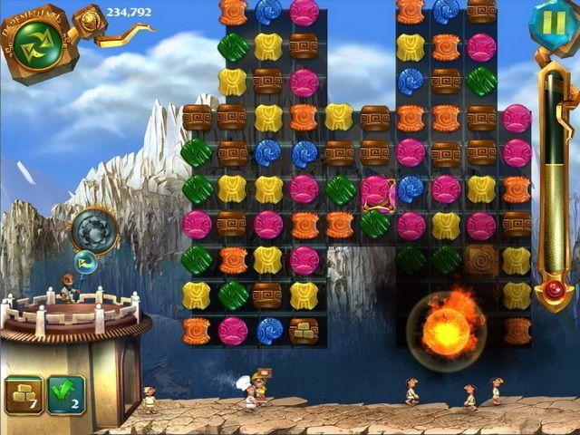 Скриншот Алавар мини игры.