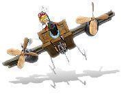 Игра Аэроплан с кодом