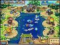Веселая ферма. Рыбный день screenshot