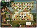 Фрагмент из игры Дивное ранчо