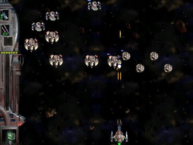 Космические рыцари. Вторжение